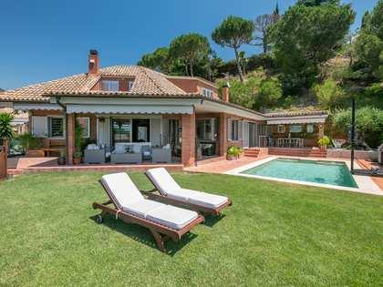在 Sant Vicenç de Montalt, Maresme 415m² 出售 豪宅/别墅