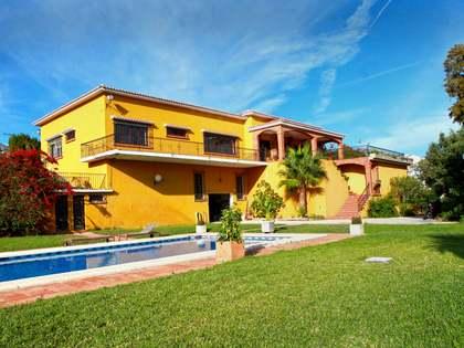 Huis / Villa van 528m² te koop in Axarquia, Malaga