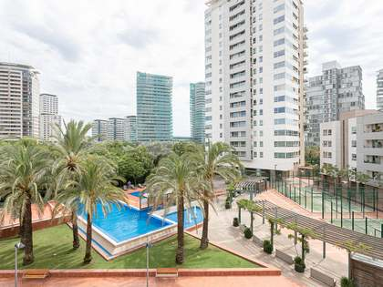 95m² Apartment with 19m² terrace for sale in Diagonal Mar