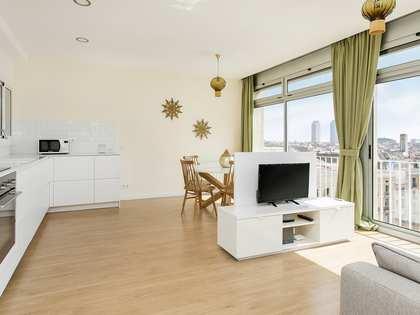 Appartement van 90m² te huur in El Born, Barcelona
