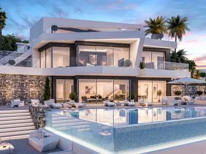 Casa / Vil·la de 454m² en venda a Finestrat, Alicante