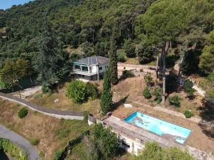 Huis / Villa van 300m² te koop in Vallromanes, Barcelona