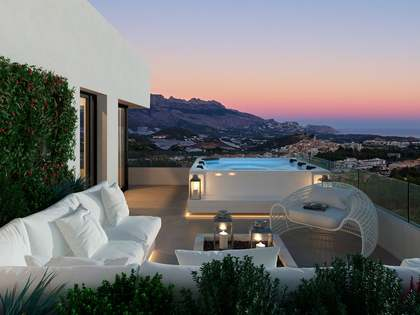 195m² House / Villa for sale in Finestrat, Alicante