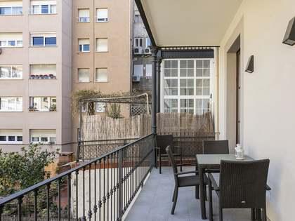 80m² Wohnung mit 12m² terrasse zur Miete in Eixample Rechts