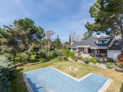 581m² House / Villa with 5,205m² garden for sale in Pozuelo