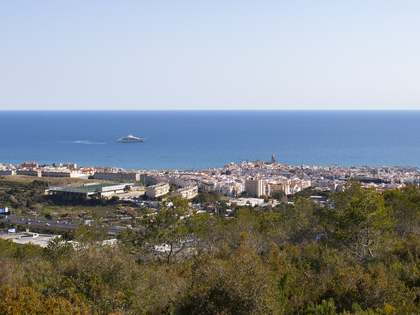 875m² plot for sale in Mas Alba, Sitges