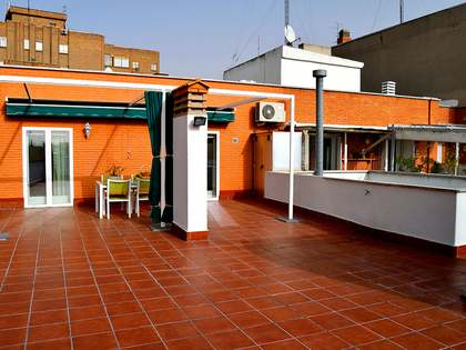 Fantastic penthouse apartment for sale in Madrid centre