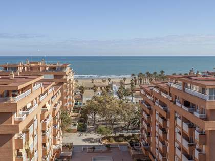 290m² Penthouse with 60m² terrace for rent in Patacona / Alboraya