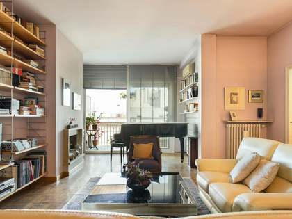 147m² Apartment with 7m² terrace for sale in Sant Gervasi - La Bonanova