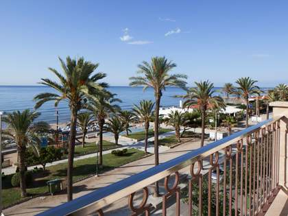 Duplex penthouse for sale in Sitges