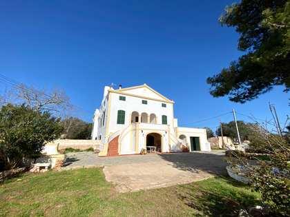 Casa de 355 m² en venta en Ciudadela, Menorca