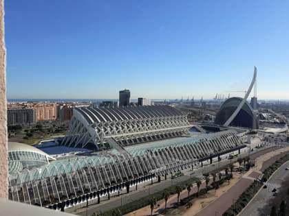 Ático de 169m² con terraza en venta en Ciudad de las Ciencias