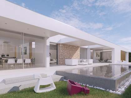 Spectacular new build villa for sale in Pozuelo, Madrid