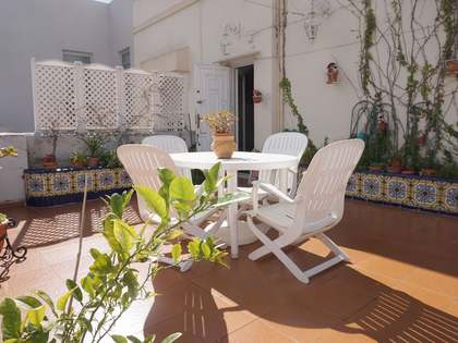 300m² penthouse with 30m² terrace for sale in Sant Francesc