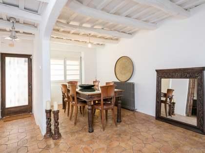 Haus im Dorf Sant Pere de Ribes nahe Sitges zum Verkauf