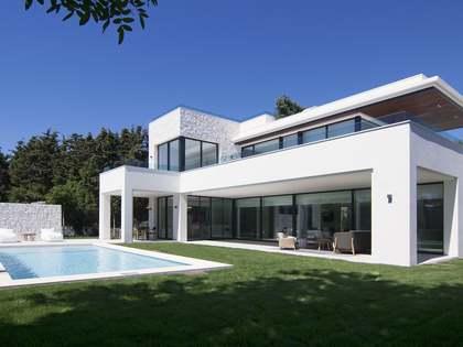 New luxury villa for sale in Guadalmina Baja, Marbella