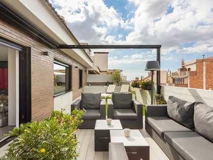 121m² takvåning med 100m² terrass till salu i Sant Gervasi - La Bonanova