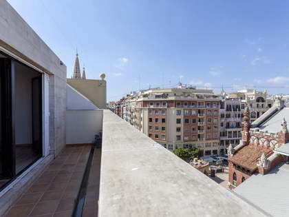 182m² Penthouse with 8m² terrace for rent in El Pla del Remei