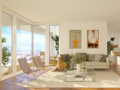 357m² Dachwohnung mit 146m² terrasse zum Verkauf in Palacio de Congresos