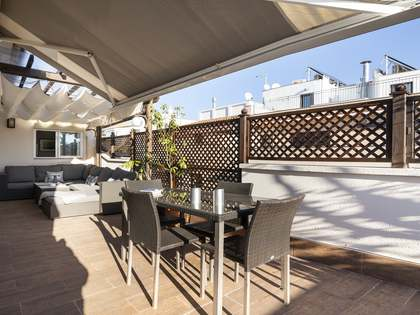 60m² Apartment with 40m² terrace for sale in Sitges Town