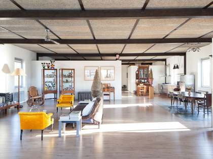 Designloft till salu i Poblenou, Barcelona City