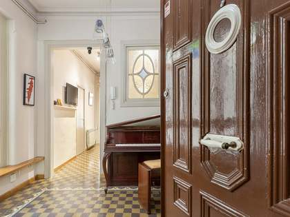 117 m² apartment for sale in Eixample Right, Barcelona