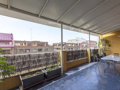 Ático de 115m² con 32m² terraza en alquiler en Gran Vía