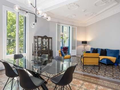 appartement van 142m² te koop met 8m² terras in Eixample Links