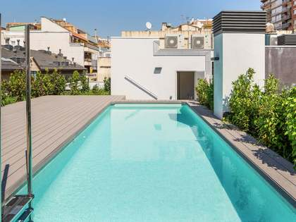 128m² Apartment with 9m² terrace for sale in El Putxet