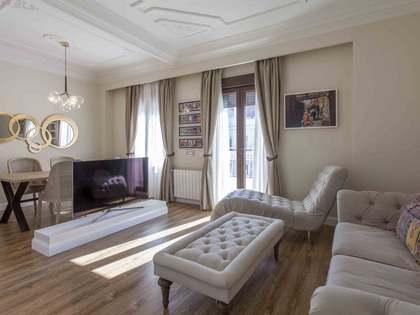 Квартира 124m², 12m² террасa на продажу в Экстрамурс