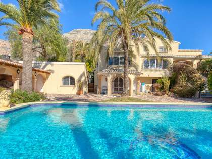 507m² House / Villa for sale in Jávea, Costa Blanca