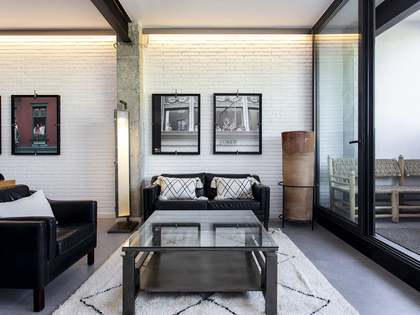 Квартира 74m², 12m² террасa аренда в Побленоу, Барселона