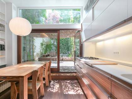 House for rent in Gracia, Barcelona