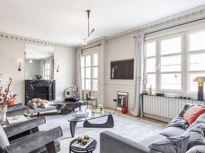 157 m² apartment for rent in Almagro, Madrid