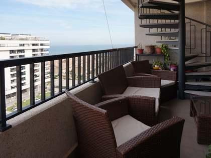 Penthouse van 95m² te koop met 60m² terras in Patacona / Alboraya