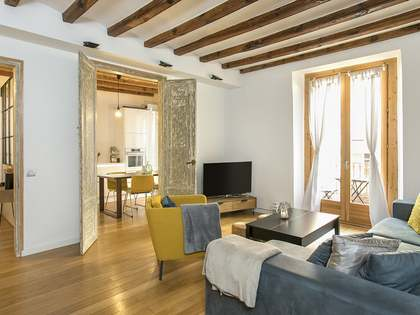 96 m² apartment for sale in El Raval, Barcelona