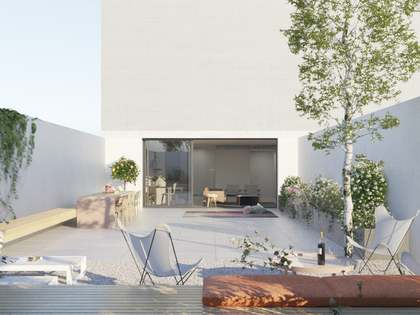 125 m² apartment with 127 m² garden for sale in Les Corts