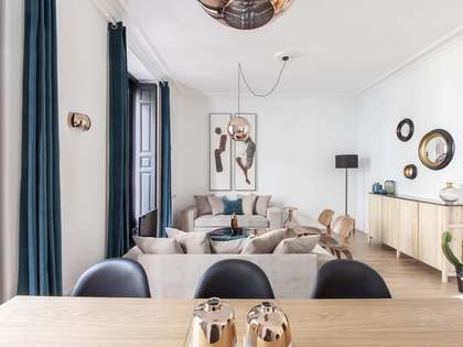 123m² apartment for sale in Madrid, Spain