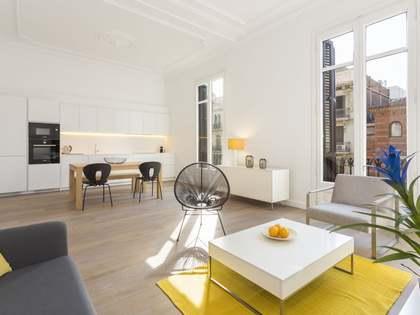 Apartamento de 95 m², en alquiler en el Eixample Izquierdo