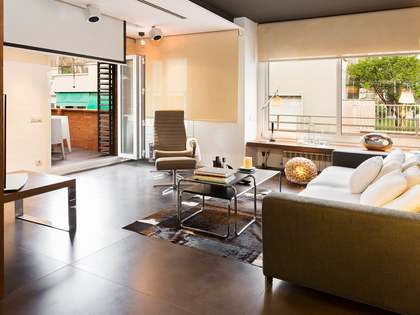 82m² apartment with 10m² terrace for sale in El Putxet