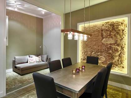 Peaceful apartment for sale in Barcelona's Gothic Quarter