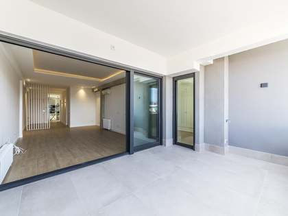 139m² Apartment with 15m² terrace for rent in Lista, Madrid