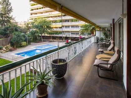 在 Turo公园, 巴塞罗那 259m² 出售 房子 包括 28m² 露台