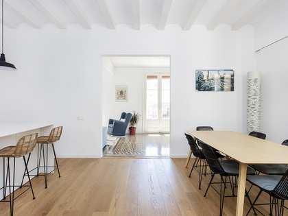 Piso de 150 m² con 10 m² de terraza en alquiler en Gótico
