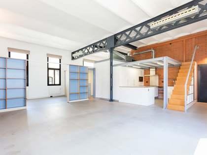 Квартира 95m² аренда в Вила Олимпика, Провинция Барселона