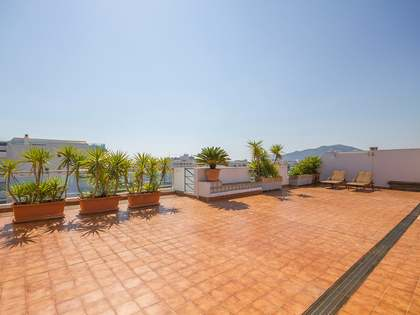 Beautiful 3-bedroom penthouse for sale in Santa Eulalia