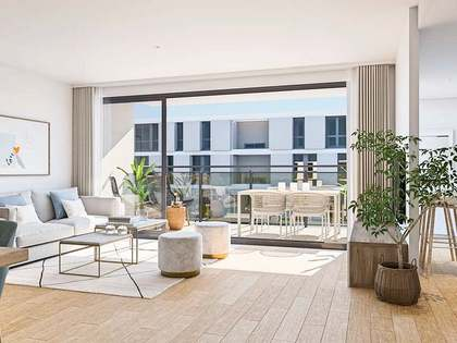 112m² Apartment with 95m² terrace for sale in golf