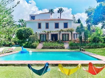 Maison / Villa de 510m² a vendre à Nueva Andalucía avec 1,410m² de jardin