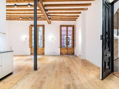 Квартира 118m² на продажу в Борн, Барселона