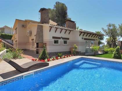 Вилла на продажу на побережье Коста Брава - элитная недвижимость в Испании